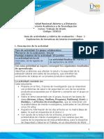 Guia de actividades y Rúbrica de evaluación Paso 1-Exploración de temáticas de interés investigativo (1).pdf