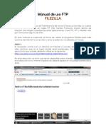 Manual de uso FTP
