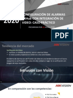 CONFIGURACIÓN DE ALARMAS AXHub CON INTEGRACIÓN DE VIDEO_CASO PRÁCTICO