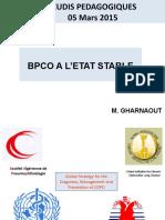 BPCO etat stable (dzmedecine.com)