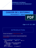 cancer estomac