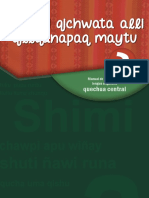 Manual de escritura QUECHUA CENTRAL