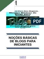 Nocoes Basicas de Blogs Para Iniciantes
