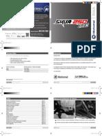 motomel - manual-usuario-skua-250-pro
