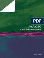 Davies - Magic A Very Short Introduction