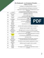Magoosh TOEFL Flashcard - 01 (Common Words)