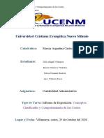Informe de Exposicion de Administrativa, Grupo 2