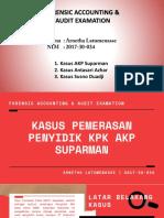Kasus AKP Suparman, Antasari Azhar, Susno Duadji