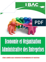 Éco Et Organisation