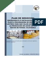 Plan de Negocios Fongal