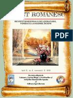 Cuvânt Românesc -Revistă de Literatură, Nr. 3