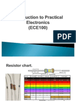 Introduction to Practical Electronics ece100