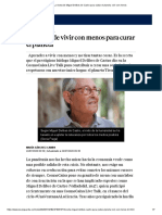 La receta de Miguel Delibes de Castro para cuidar el planeta_ vivir con menos