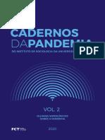 pandemia e cultura - LIVRO