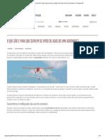 O que são e para que servem os tipos de asas de uma aeronave_ _ Hangar 33
