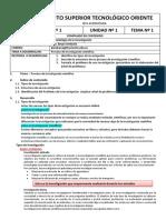 MIA. COMPILADO DE CONTENIDOS. TEMA 1