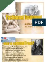psychosexual development