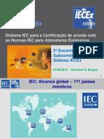Sistema IEC Certificação de acordo com Normas IEC para Atmosferas Explosivas - Giovanni Hummel.pdf