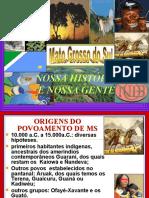 História de Mato Grosso do Sul - ppt.