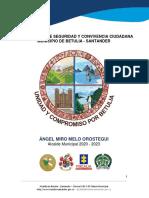 PISCC BETULIA SANTANDER 2020-2023