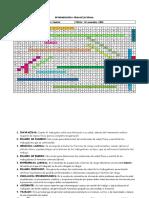 SOPA DE LETRAS EPIDEMIOLÓGIA ORGANIZACIONAL