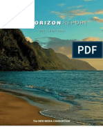Horizon 2011 Report