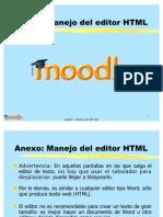 Curso Moodle 1 9 Manejo Editor