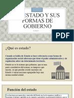 El estado y sus Formas de gobierno.pptx