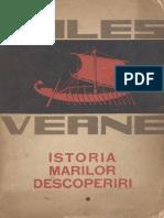 Jules Verne - Istoria Marilor Descoperiri 1963 Vol 1