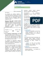 4° Secundaria Quimica organica Carbono GT