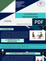 Act 1 Técnicas entrevistas organizacionales