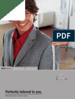 MAN service brochure