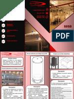 Catalogo Tanque agua caliente