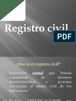 UCA-REGISTRO CIVIL