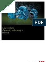 General performance motors EN 02_2010