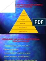 hierarquia de maslow power point