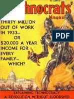 The Technocrats Magazine by Technocracy Inc.