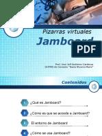 Pizarra Virtual JAMBOARD