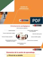 PLANIFICACION CURRICULA -PRECISAR DESEMPEÑOS dia 3
