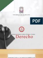 UNIDAD N° 17 - LAS RAMAS DEL DERECHO PÚBLICO