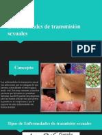 Enfermedades de transmisión sexuales