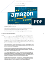 Amazon deletes 20,000 reviews after evidence of profits for posts _ Financial Times