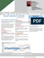 San Mateo County Real Esetate Market Update - Feburary 2011