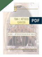 Túneles - II - 01 - Métodos clásicos - Presentación clase - Apartado 7 - Cajones empujados