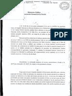 Dictamen procuración - AFIP c. Transportes 9 de julio
