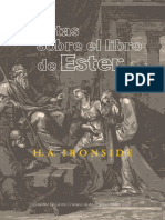Notas de Ironside sobre el Libro de Ester - H. A. Ironside