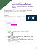 1 - Conjunto dos Números Naturais.doc