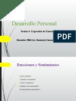 sesion 4 expresión de emociones DO