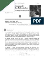 05 Perry - Vinculacion Emocional y Apego en Niños Maltratados.pdf