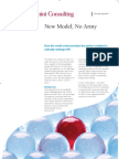 New Model No Army